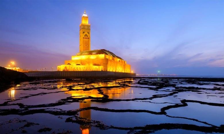 La Mosquée Hassan II éteindra ses lumières samedi