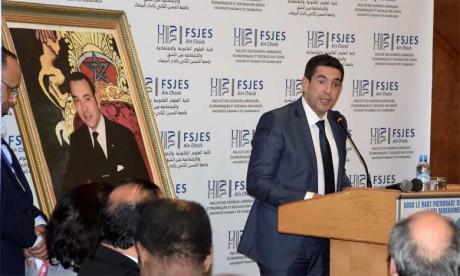 L'université apporte sa contribution à la réflexion  sur le modèle de développement souhaité pour le Maroc