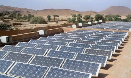 Si plus de 70% de la consommation totale d'énergie en Afrique proviennent de sources renouvelables, celles-ci concernent essentiellement la biomasse traditionnelle tandis que le potentiel encore inexploité des autres sources renouvelables reste immense. Ph. DR