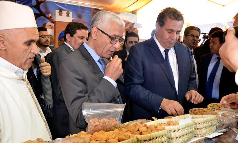 Les produits du terroir à l'honneur à Tafroaut