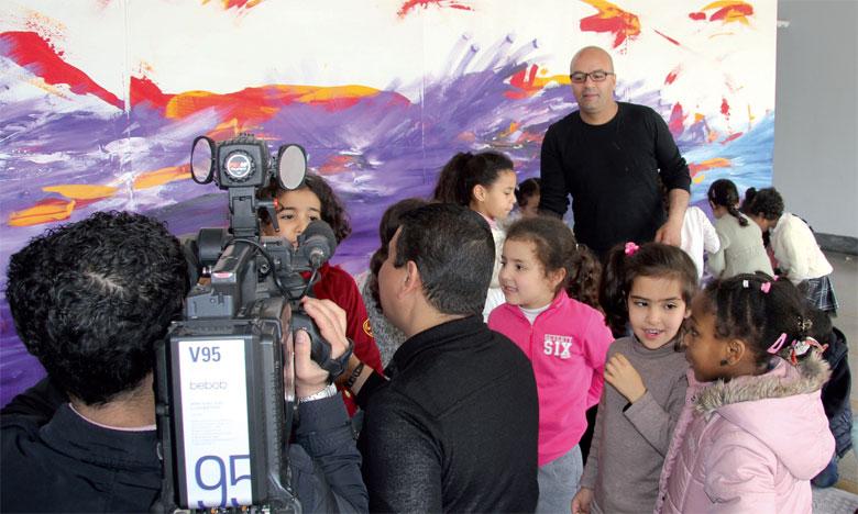 Harwan Red offre une belle opportunité  aux enfants de la capitale