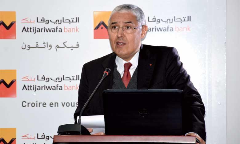 Attijariwafa bank dépasse l'objectif des 23 milliards de DH fixé pour 2017