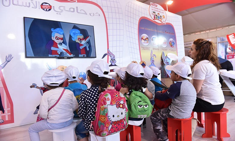 Le Salon « Kids World and Family » ouvre ses portes