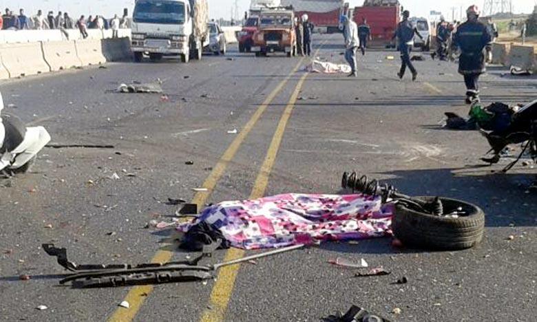 Collision mortelle à Chtouka Aït-Baha
