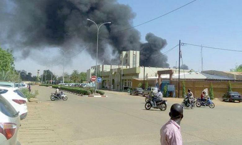 Une trentaine de morts dans l'attaque contre l'État-major des armées