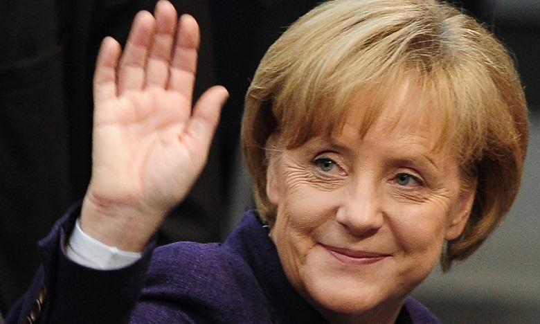 Angela Merkel élue chancelière pour un quatrième mandat