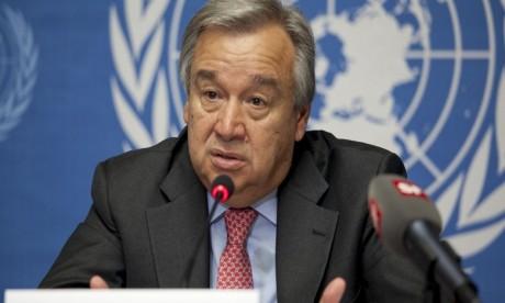 Antonio Guterres prévient d'une période similaire à la guerre froide