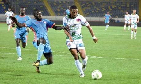 Le Raja compromet sa qualification  en concédant le nul au FC Nouadhibou