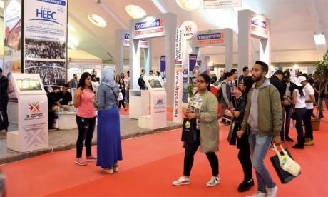 Le Forum International de l'Etudiant fait escale à  Settat