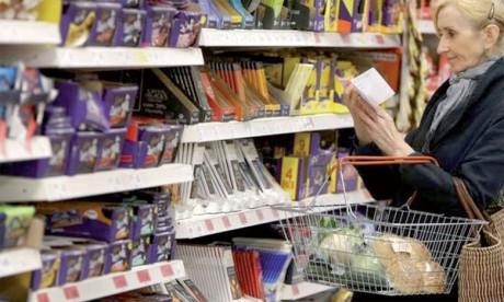 L'inflation a bondi en Grande-Bretagne avec la hausse des prix importés liée à la chute de la livre qui a suivi le vote du 23 juin2016 pour une sortie de l'Union européenne.