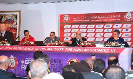 Près de 600 participants de 72 pays, dont le Maroc