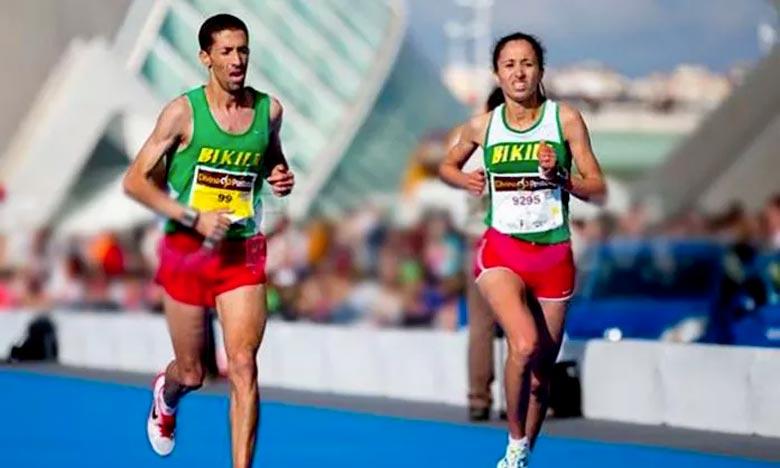 Les Marocains El Ouardi et Machrouh remportent la 28e édition