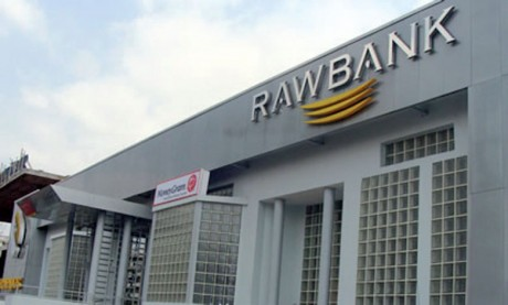 Rawbank est la première banque congolaise avec 24% de parts de marché.