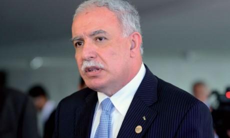 Riyad Al-Maliki : «Les Palestiniens sont très reconnaissants envers S.M.  le Roi Mohammed VI»