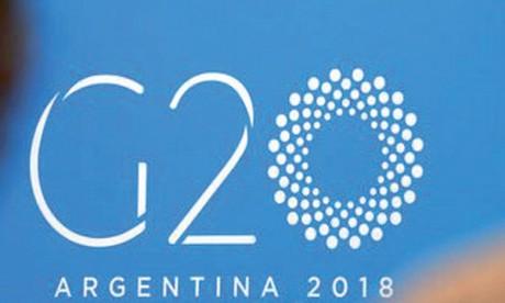 La Chine et les États-Unis ont «montré leurs muscles» lors de la première journée du G2O Finances.
