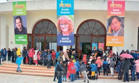 Le Festival international de cinéma d'animation aborde sa 17e édition