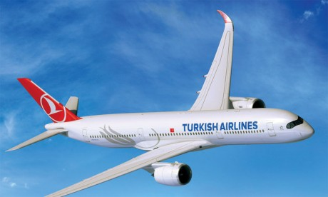 Turkish Airlines commande  25 Airbus A350
