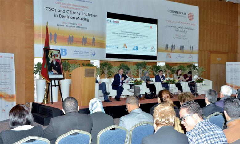 Les enjeux de la démocratie participative au Maroc : défis et recommandations