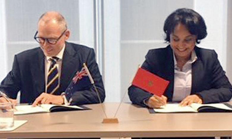 Rabat et Wellington mettent en place un mécanisme de consultations politiques