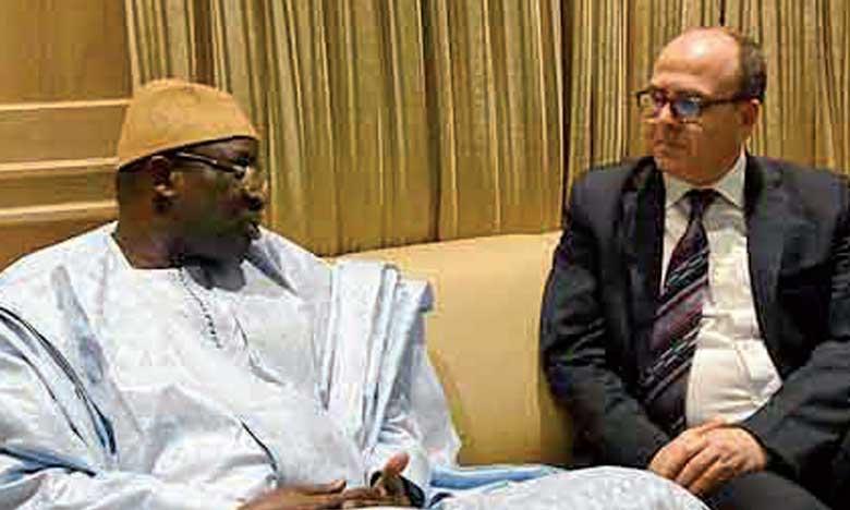 Le président du Parlement de la Cédéao réaffirme son soutien total à l'adhésion du Maroc