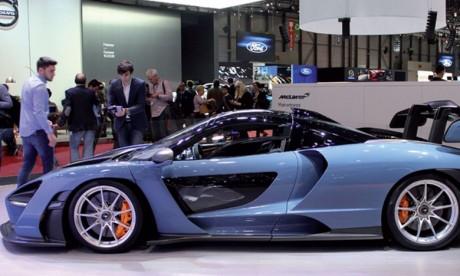 La plus extrême des McLaren