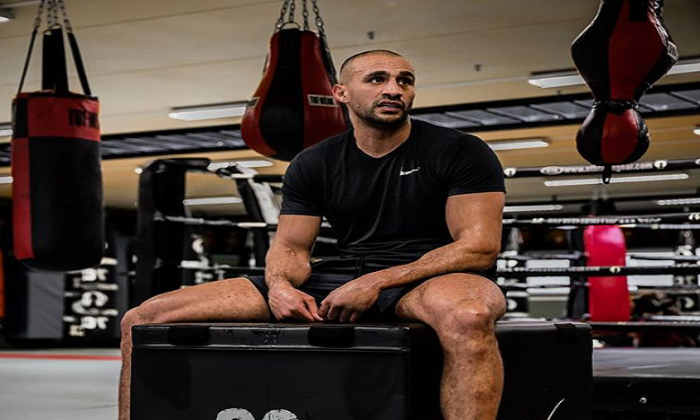 Badr Hari fait son come back