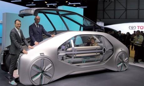 La vision de Renault de la mobilité  urbaine partagée