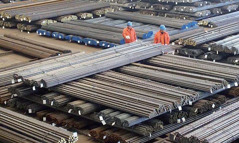 Donald Trump a annoncé la semaine dernière que les États-Unis imposeraient dès cette semaine à tous les pays des droits  de douane de 25% sur les importations d'acier.