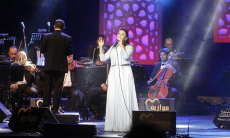 Majida El Roumi se produira en juin au Théâtre national Mohammed V