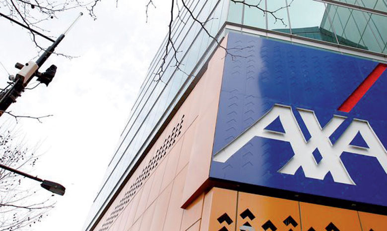 Axa, en tête du marché mondial  de l'assurance dommages  des entreprises