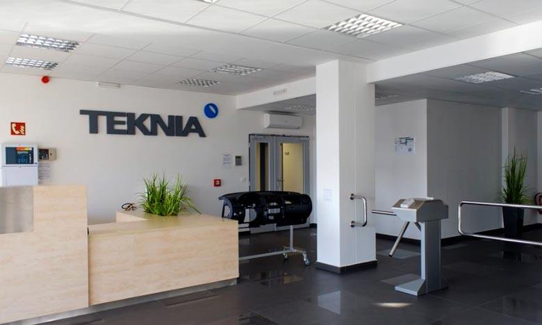 L'espagnol Teknia ouvre une nouvelle usine à Tanger