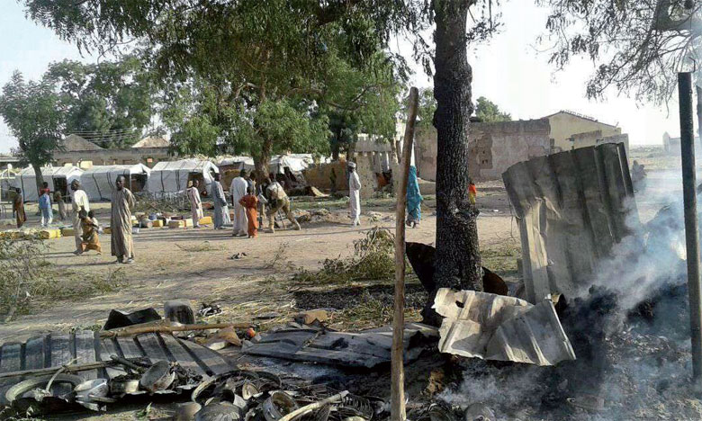 Quatre humanitaires  nigérians tués dans une  attaque de Boko Haram