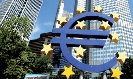 L'indice PMI composite définitif calculé par IHS Markit a reculé à 57,1 le mois dernier, en zone euro.