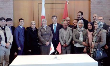 Le Japon fait don de 237.000euros  à des associations marocaines