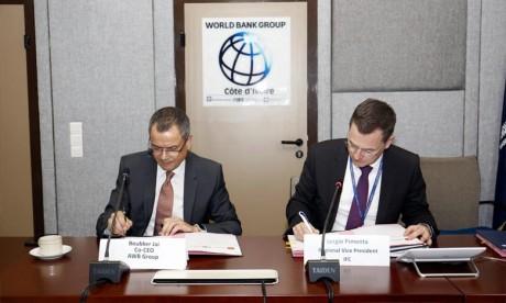 Attijariwafa Bank et la SFI signent un accord pour stimuler l'investissement en Afrique