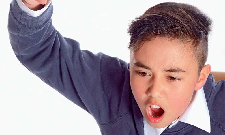 Agité ou hyperactif ?  Il faut faire la différence