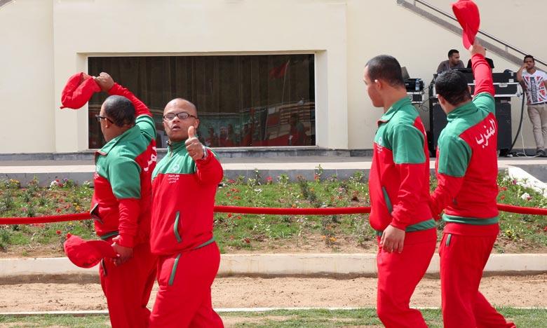 Special Olympics Morocco participe à la 9e édition des jeux de la région Mena