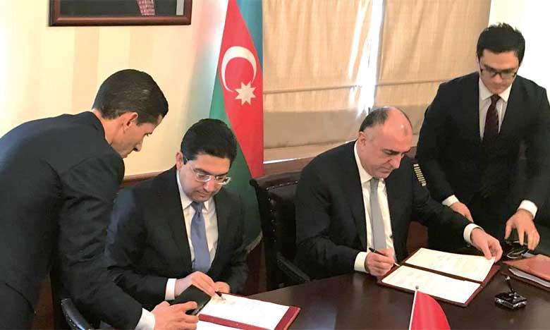 L'Azerbaïdjan soutient l'intégrité territoriale du Maroc et le plan d'autonomie