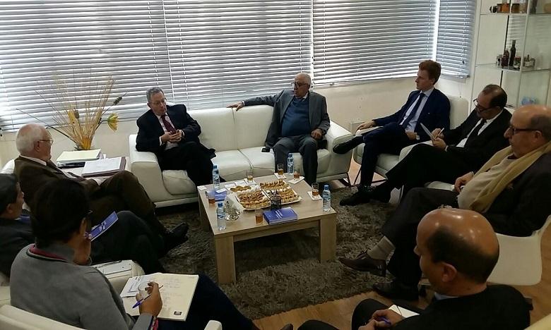 Plus de 400 opérateurs belges en novembre au Maroc