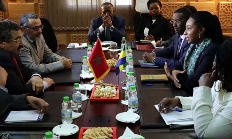 Une délégation gabonaise prend connaissance de l'expérience marocaine en matière de formation professionnelle