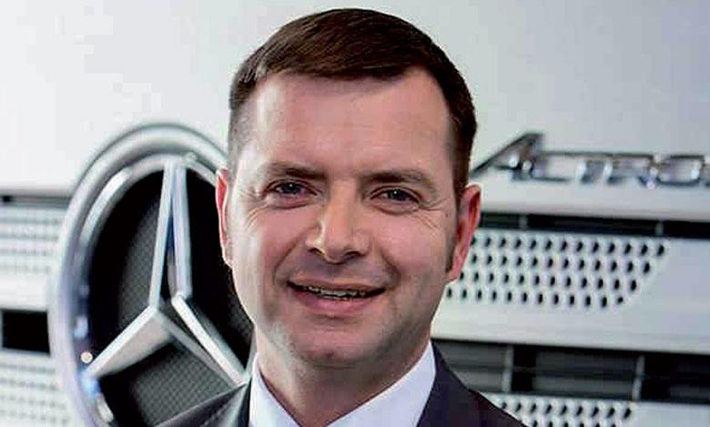 «Cette nouvelle gamme va mettre Mercedes sur le devant de la scène au Maroc»