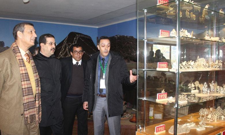 La Maison de la cédraie inaugurée à Azrou