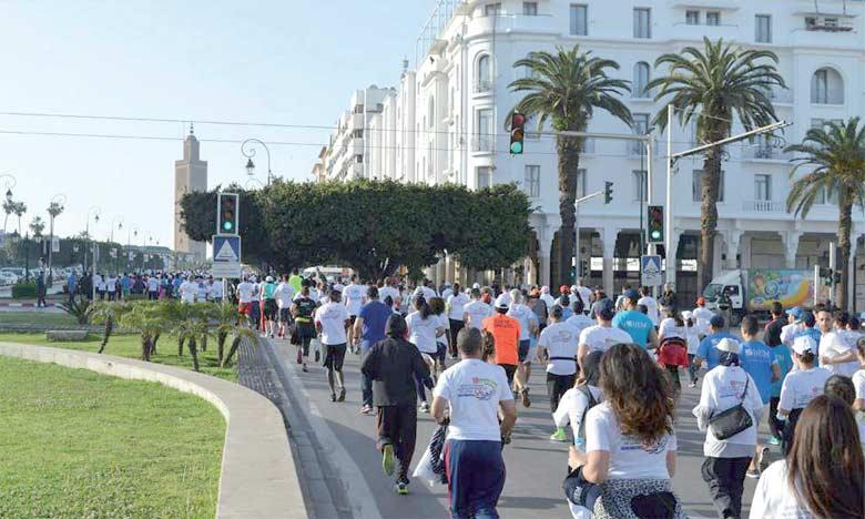 Plus de 3.000 participants attendus  sur la ligne de départ le 8 avril prochain