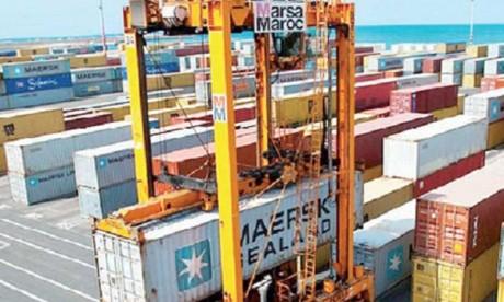 En 2017, le trafic global de Marsa Maroc s'est établi à 36,1 millions de tonnes, en léger repli de 0,6% sur un an.