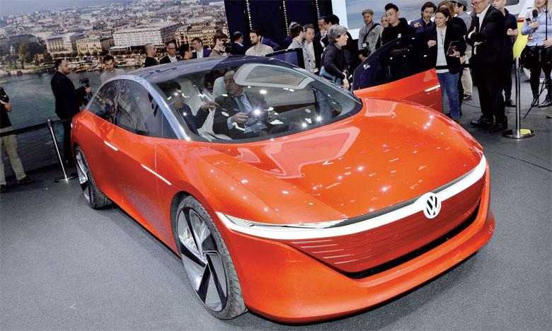 La berline de demain, selon Volkswagen