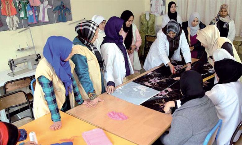 Le nombre de projets dédiés aux femmes dans la province est de 91, dont 48 en milieu rural, ayant bénéficié à quelque 10.171 personnes.