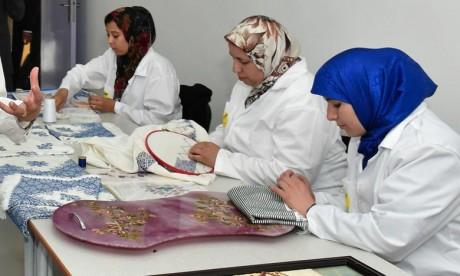 La Fondation BMCE Bank  soutient les femmes artisans
