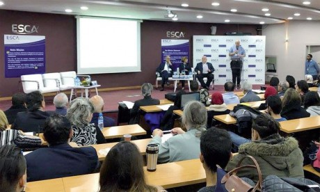 ESCA accueille la 6e conférence de Cyrus Institute of Knowledge