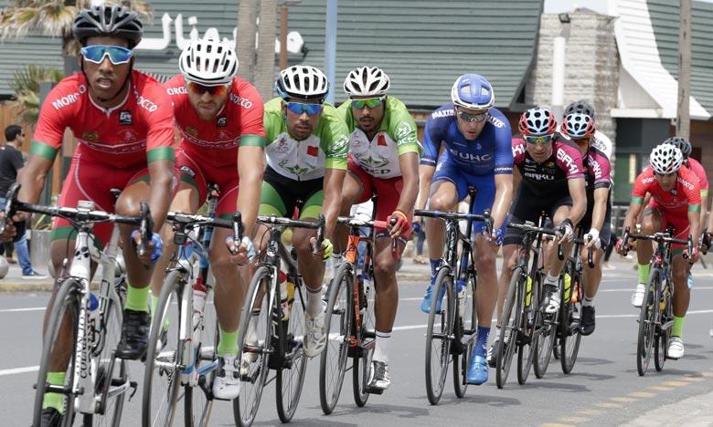 Le31e Tour du Maroc cycliste, disputé en dix étapes est une compétition inscrite au calendrier de l'Union cycliste internationale «Africa Tour». Ph : MAP