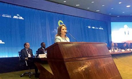 Le Maroc alerte sur la situation d'urgence en Afrique